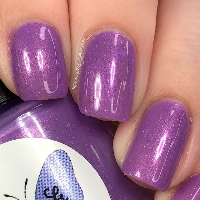 MLF Lacquer Hope