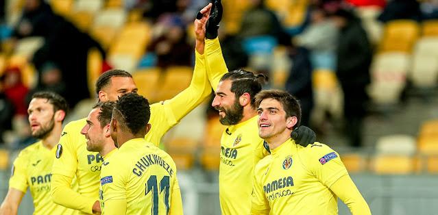 Dynamo Kyiv vs Villarreal – Highlights