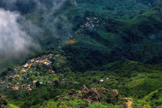 Khasi hills, India