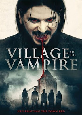 Village of the Vampire 2020 DVD BD NTSC Latino