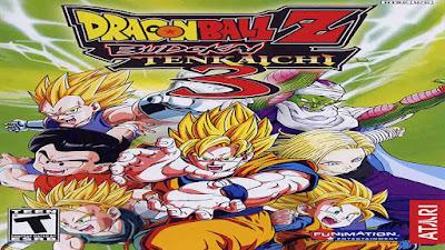 Download Game Dragon Ball Z Budokai Tenkaichi 3 ISO PS2 (PC)