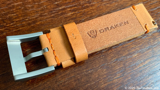 Draken Benguela leather