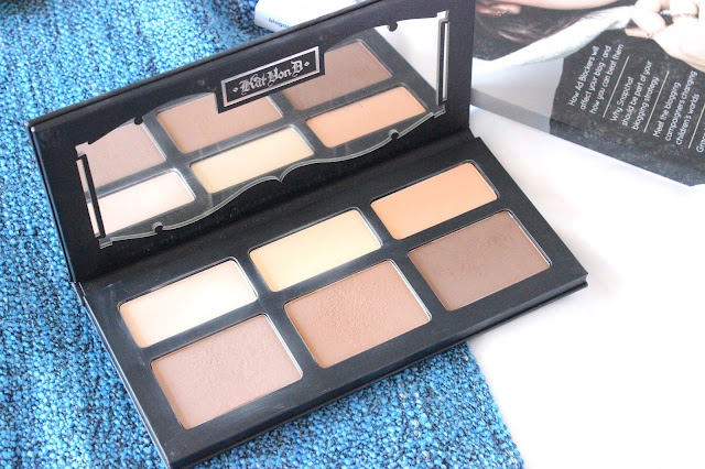 Kat Von D Sade and Light Contour Palette Review