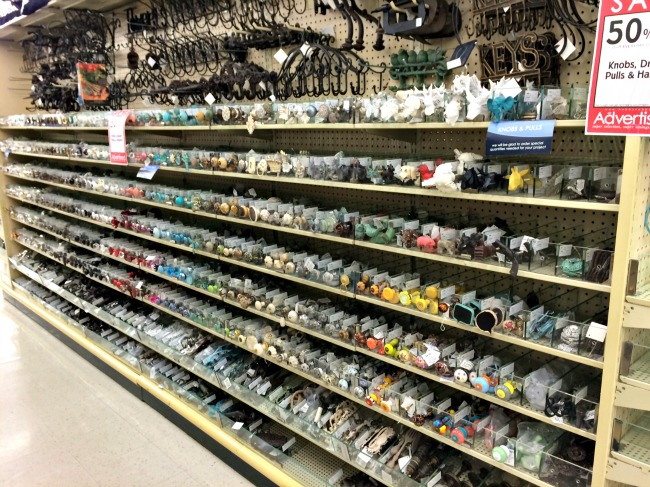 NEW HARDWARE AT HOBBY LOBBY - Dimples and Tangles