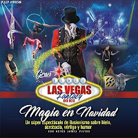 VEGAS FANTASY ON ICE | Circo en Bogotá