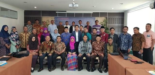 FGD Kurikulum MPI Se-Indonesia di UIN Malang