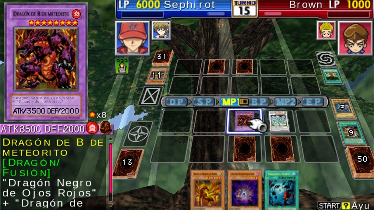 Yu-Gi-Oh! Gx Tag Force 3 (PSP)(mf) - Identi