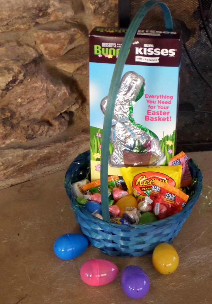 #BunnyTrail Hershey's Easter