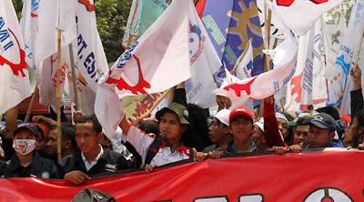 Peringatan Hari Buruh Internasional 2016