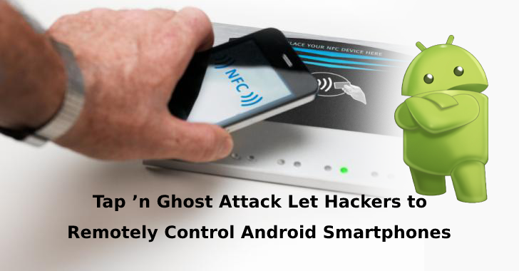 Tap 'n Ghost Attack