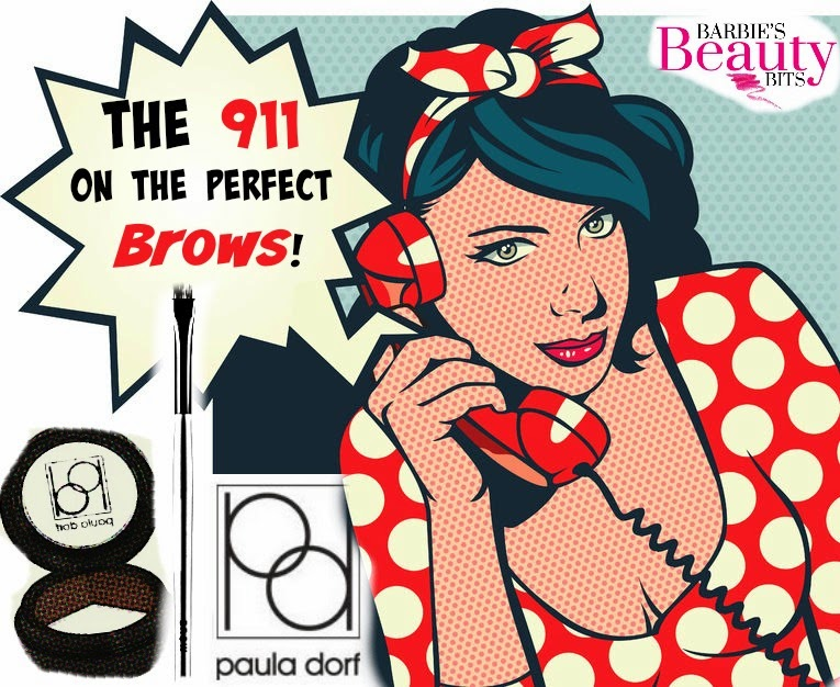 The 911 On The Perfect Brows, By Barbie's Beauty Bits