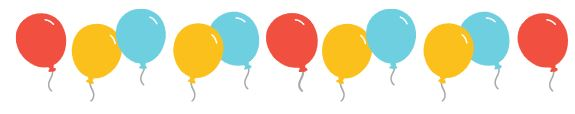 Melvyn's  Pawty Balloons  ©BionicBasil®