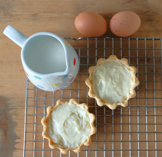 Creme Patisserie / Pastry Cream