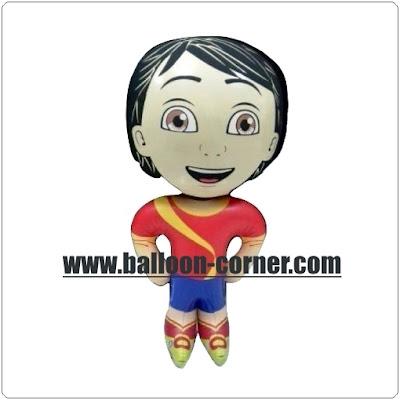 Mainan Tiup SHIVA