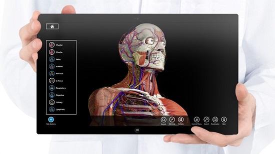 Miglior programma per studiare anatomia 3d guide informatica for Miglior programma 3d