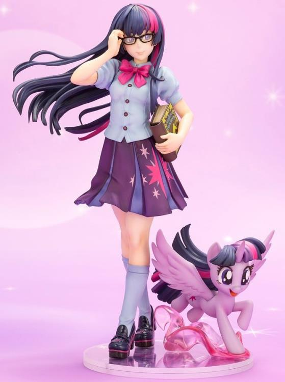 Kotobukiya Twilight Sparkle Bishoujo Statue Pre Orders Now