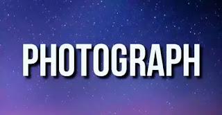 JADEN - PHOTOGRAPH LYRICS