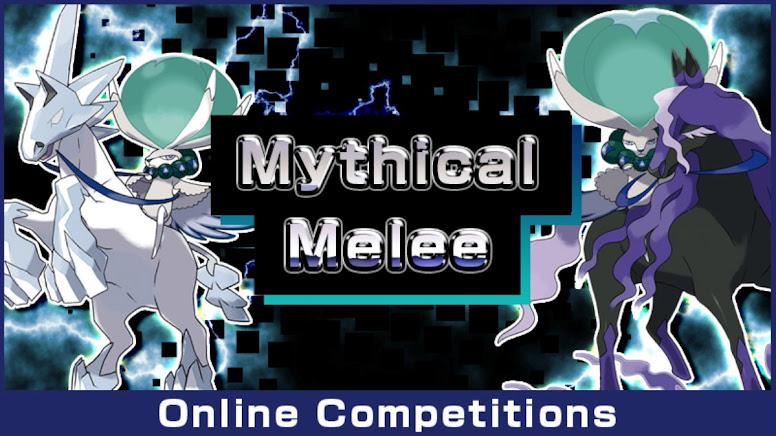 Pokémon Sword e Shield Mythical Melee