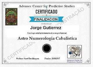 Curso Astro Numerologia Cabalistica