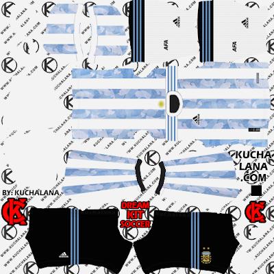 Argentina Kits 2020 - DLS21 Kits