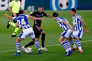 Crónica Real Sociedad 0 Real Madrid 0: Estreno sin Derrota en La Liga