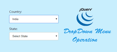 Jquery Drop Down Menu Operation