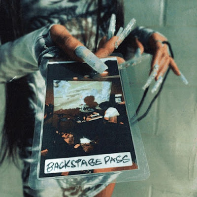 SMINO FEAT. MONTE BOOKER & THE DRUMS - BACKSTAGE PASS