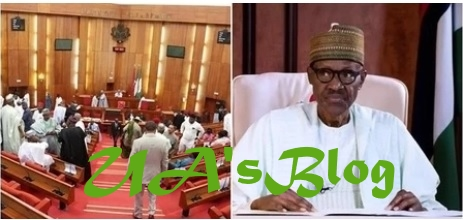 Senate to Buhari: Declare national security emergency; calls for sack of Service Chiefs