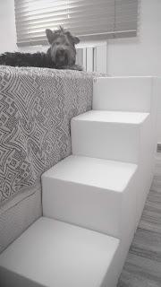 escadas camas altas
