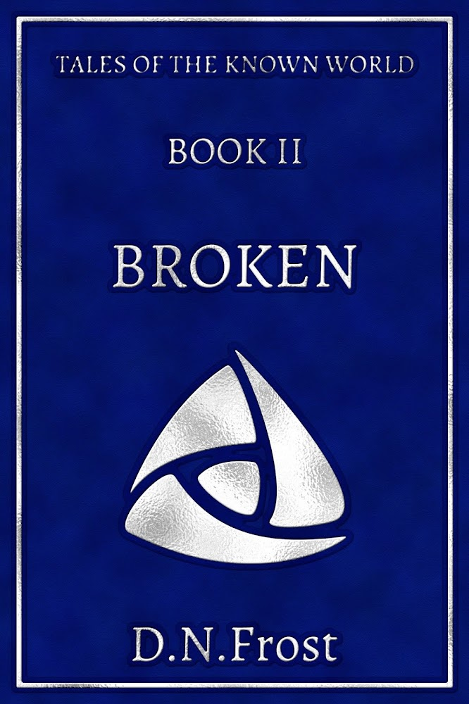 Portents of Broken: prophetic riddles in rhyme from Book 2 http://DNFrost.com/prophesy #TotKW