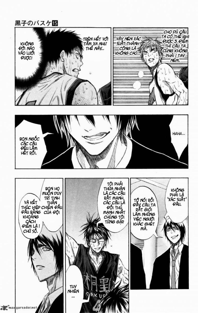 Kuroko No Basket chap 130 trang 3