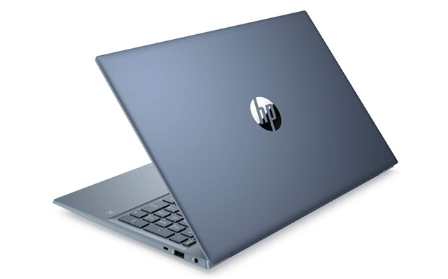 HP Pavilion 15-eg0000ns: portátil Core i7 con gráfica NVIDIA GeForce, disco SSD y panel IPS antirreflejos