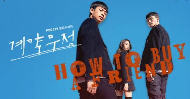 Download Drama Korea How to Buy a Friend Batch Subtitle Indonesia