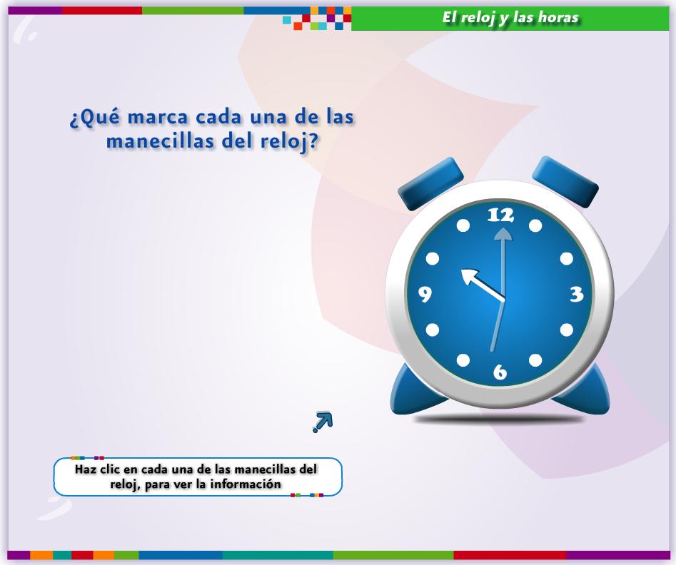 ACTIVIDAD 8  - ¿Me dices la hora?  http://www.primerodecarlos.com/TERCERO_PRIMARIA/enero/Unidad_7/mates/actividades/reloj_digital.swf Haz clic en la imagen para iniciar la actividad 8