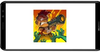 تنزيل لعبة Zombie Idle Defens mod مهكرة بدون اعلانات بأخر اصدار من ميديا فاير