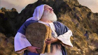 Mosè con le Tavole della legge