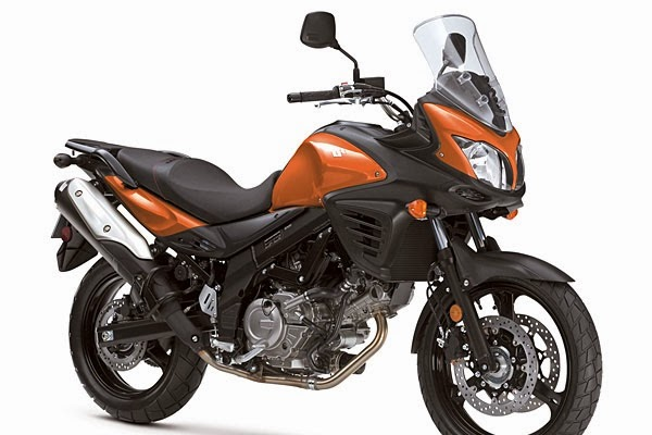 Suzuki V-Strom 650 ABS Adventure | The 10 Best Buys in 2012 Motorcycles