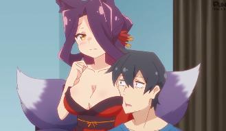 Sewayaki Kitsune no Senko-san – Episodio 10