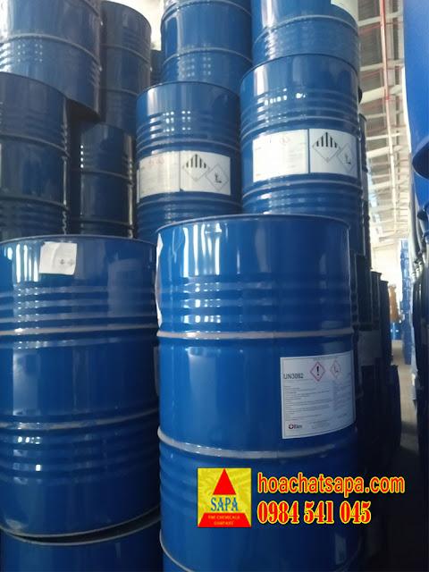 Nhựa Epoxy resin DER 331 | Nhựa sản xuất Sơn