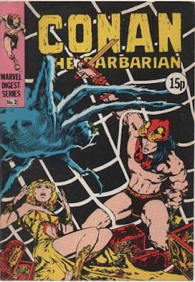 Conan the Barbarian pocket book #2