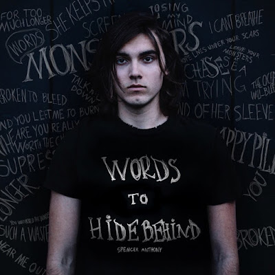 "Spencer Anthony Drops ""Words to Hide Behind"" EP"