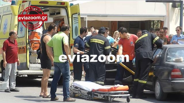 Χαλκίδα: Σφοδρό τροχαίο με εγκλωβισμένο οδηγό στην Αγία Ελεούσα - Ώρες αγωνίας για 28χρονο παλικάρι - Σοκαριστικές ΕΙΚΟΝΕΣ και ΒΙΝΤΕΟ