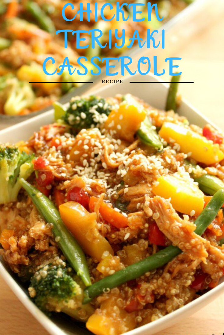 CHICKEN TERIYAKI CASSEROLE | chicken aeasy dinners, chicken ovens chicken cooking, chicken families, chicken soysauce, chicken crockpot, chicken easy recipes, chicken dinners, chicken sauces, chicken lowcarb, chicken families, chicken crockpot, chicken olive oils, chicken lowcarb, chicken glutenfree, chicken dinners, chicken families, chicken stirfry, chicken recipesfor, chicken greek yogurt, chicken sour cream, chicken meals, chicken green onions, chicken comfort foods, chicken products, chicken hot sauces, chicken ovens, chicken healthy, chicken bread crumbs, chicken red peppers, chicken white wines, chicken simple, chicken veggies, chicken blackbeans, chicken garlic, chicken brown rice, chicken low carb, chicken crock pot, chicken easy recipes, chicken gluten free, chicken dinners, chicken soy sauce, chicken week night meals, chicken crock pot, chicken low car  #chickenrecipes #bakedchicken #chickenthighs #butterchicken #crockpotchicken #chickenhealthy #chickenenchiladas #chickenparmesan #chickencasserole #chickenandrice #chickenpasta #chickeneasy #chickendinner #orangechicken #chickenpiccata #chickenmarsala #chickenmarinade #chickenspaghetti #lemonchicken #teriyakichicken #chickenpotpie #chickenfajitas #ranchchicken #chickenalfredo #friedchicken #chickentenders #chickensalad #chickentacos #shreddedchicken #slowcookerchicken #bbqchicken #grilledchicken #chickenwings #chickensoup #stuffedchicken #chickenchili #wholechicken