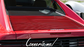 Ferrari 348 TS Rear Deck