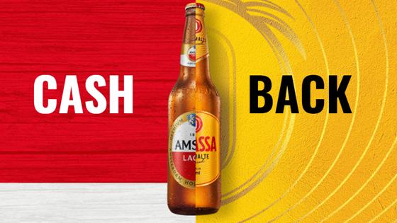 Promoção Cashback Puro Malte Devassa e Amstel