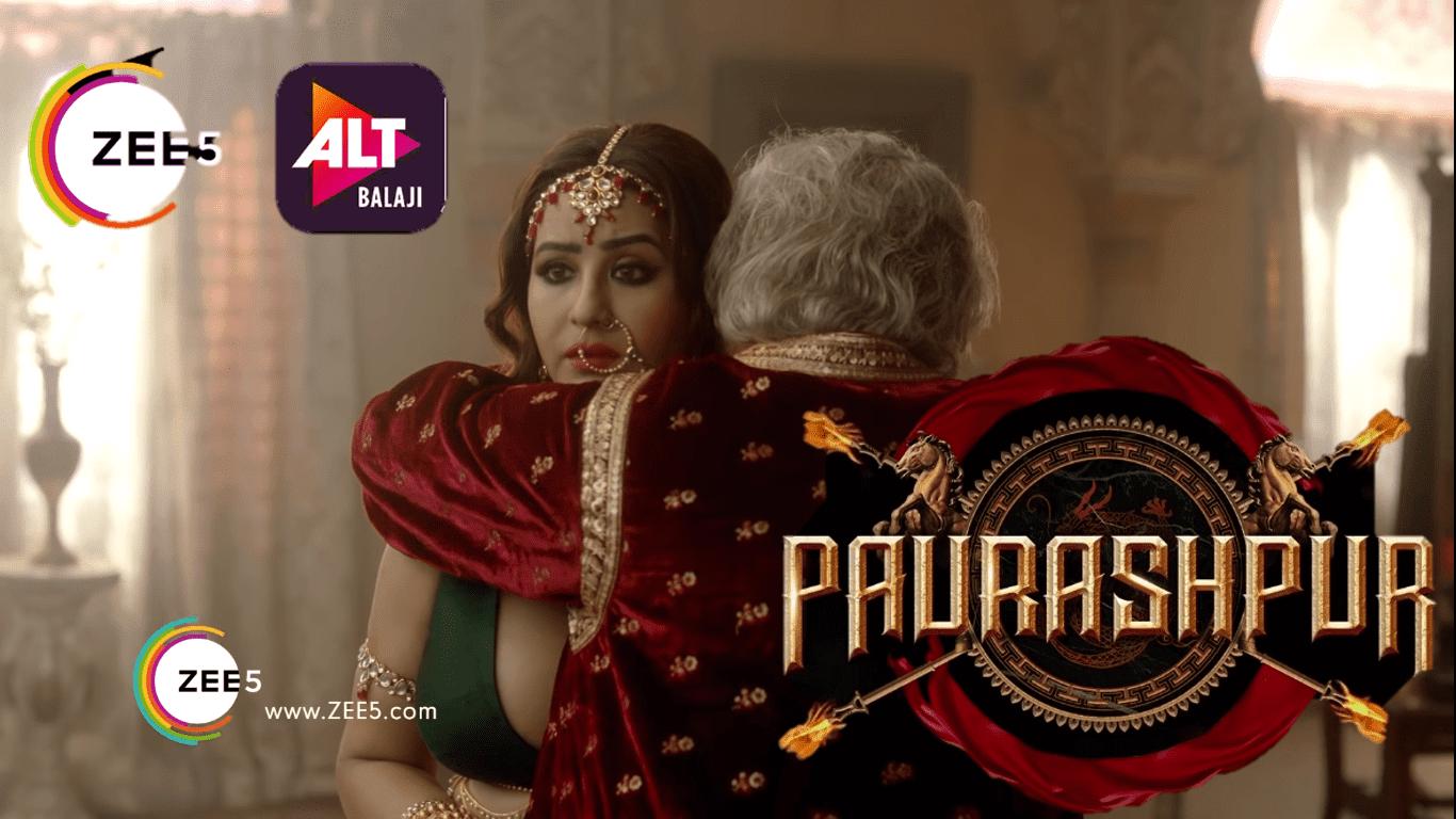 Paurashpur Webseries Photo