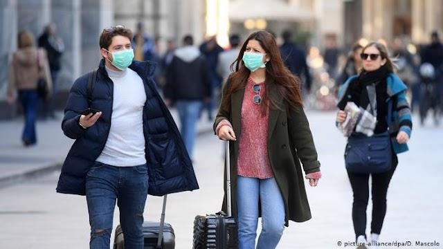 Projeção indica 26 mi de infectados por coronavírus no mundo até o fim de abril