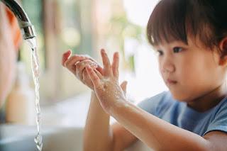 Hábitos de higiene personal para nuestros hijos