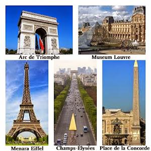 Objek Wisata Menarik Di Kota Paris