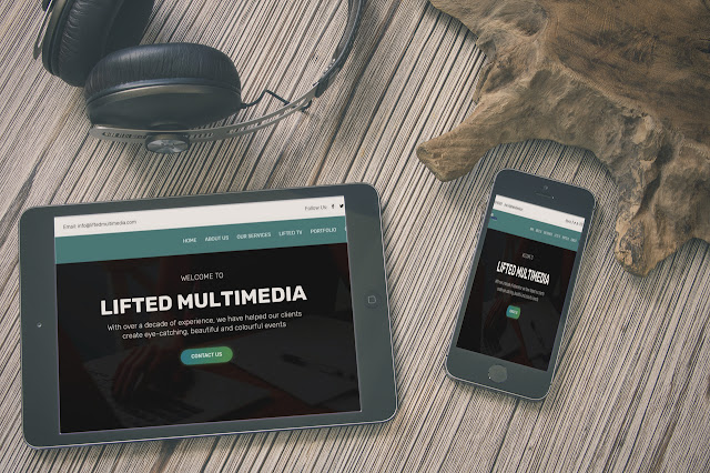 Lifted Multimedia Limited, developed by Eagles Technology Solutions